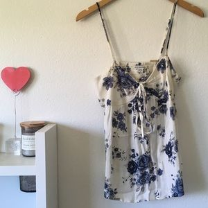 AE Floral Cami Top